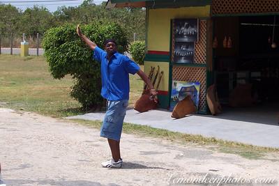 Routes et décors Jamaïcains
