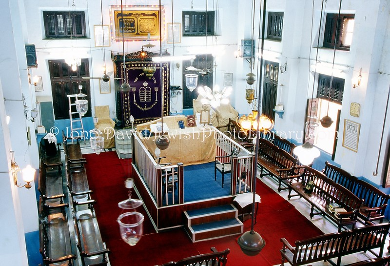 IN 334  Shaar HaRahamim (Gate of Mercy) Synagogue, MUMBAI copy