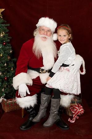 2015 Santa Photos