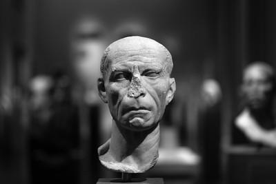 Ancient Roman II _ bw