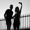Selfie I _ bw