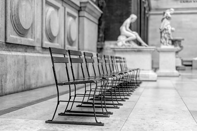 MET Chairs _ bw