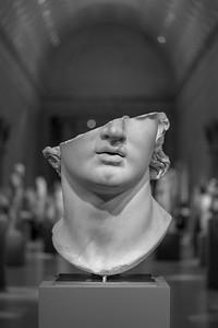 Ancient Roman _ bw