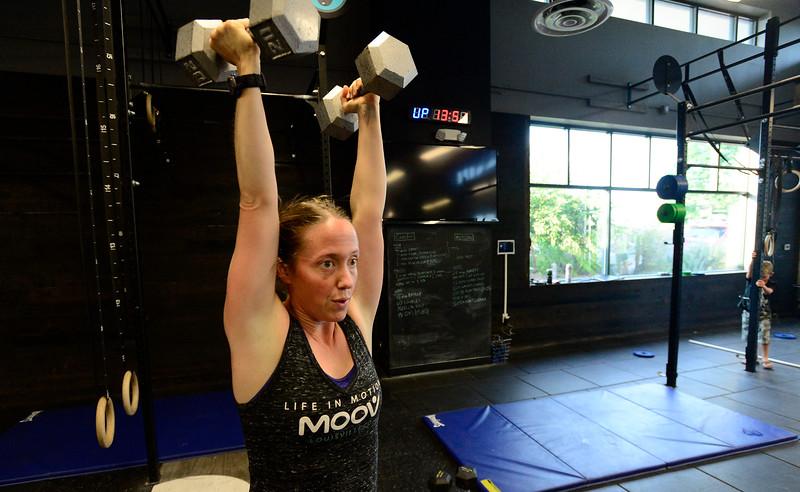 METCON  (Metabolic Conditioning) at Moov