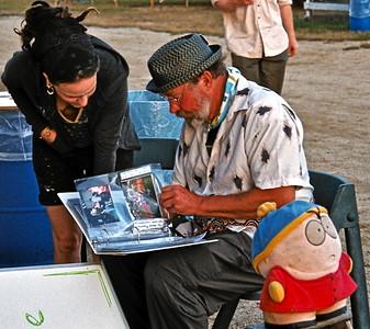 WERU Full Circle Summer Fair in Blue Hill