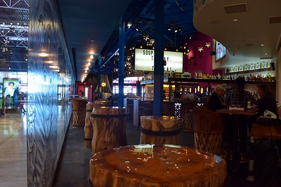 Inside the new MEX restaurant located at district six of Great Lakes Crossing Outlets in Auburn Hills on Friday, Dec. 23, 2016.