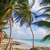 Caribbean Tulum Mexico tropical turquoise beach
