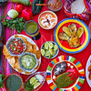 Mexican recipes mix with Mexico sauces
