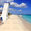 lighthouse Puerto Morelos hurricane inclined