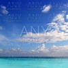 Caribbean tropical turquoise beach blue sky