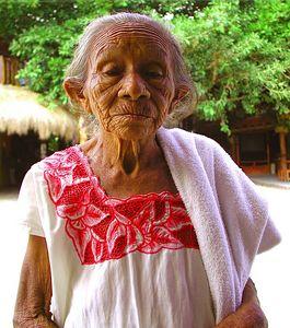 """La Vieja Mexicana""  ""Old Mexican Woman"""