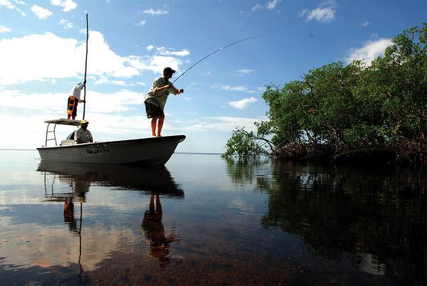 Campeche, Mexico Tarpon Fishing - Jim Klug Photos