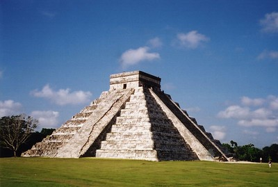 """Chichen Itza Temple"""