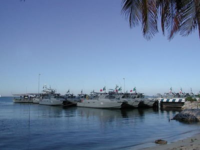 Mexican Ships- Isla Mujeres