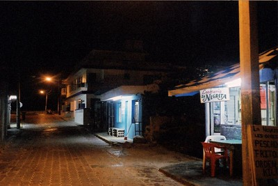Night on Isla Mujeres