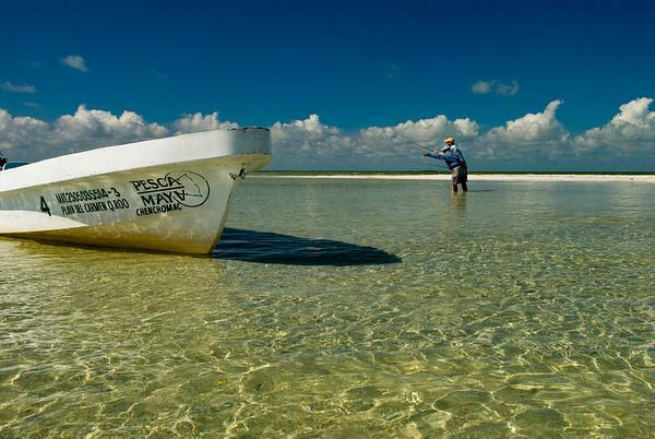 Pesca Maya Lodge - Ascension Bay, Mexico - Jim Klug Photos