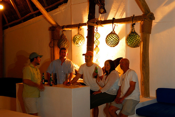 Casa Blanca Lodge - Yucatan, Mexico - Jim Klug Photos