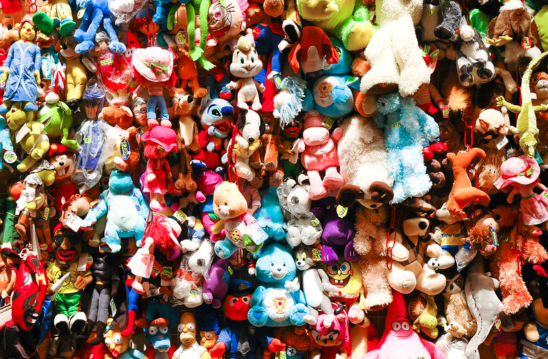 Stuffed Toys<br /> Puebla