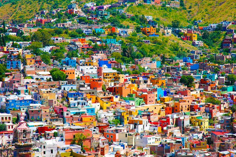 Hillside Homes<br /> Guanajuato