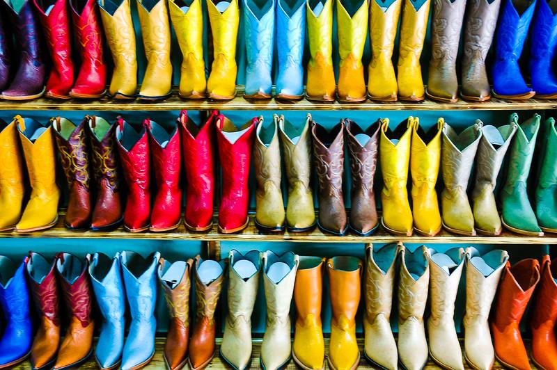 Cuadra Boots<br /> Hidalgo del Parral