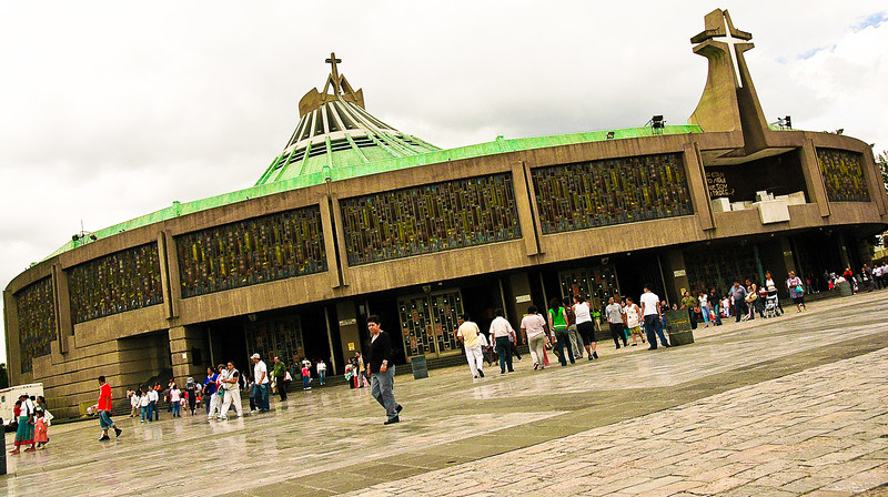 Basilica of Our Lady of Guadalupe<br /> Mexico City