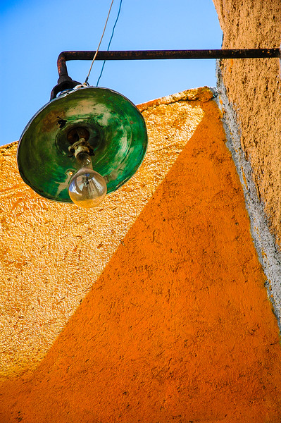 Street Lamp<br /> Guanajuato
