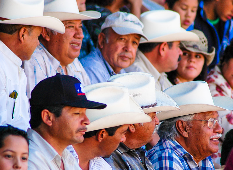 Locals at the Rodeo<br /> Durango
