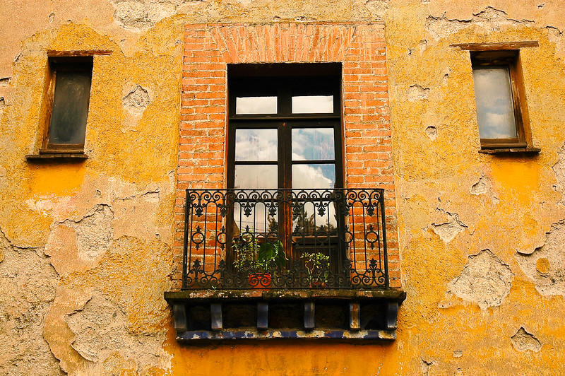 Residential Window<br /> Coyoacan