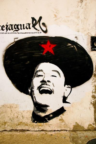 Graffiti<br /> Oaxaca