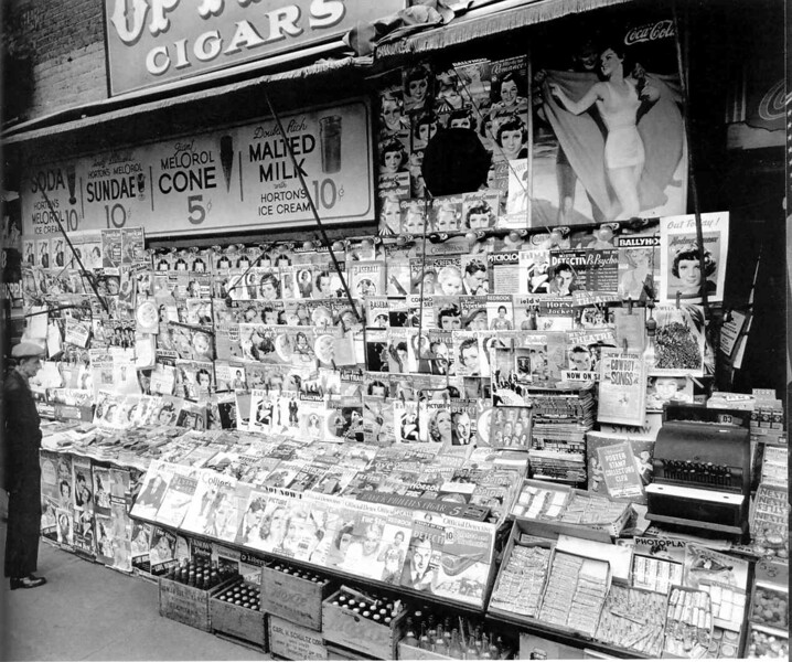 8 Abbott Newsstand