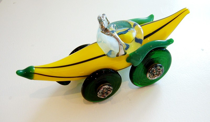 Rob Levin Banana Car