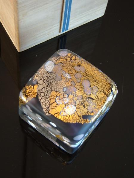Kyohei Fujita glass box detail