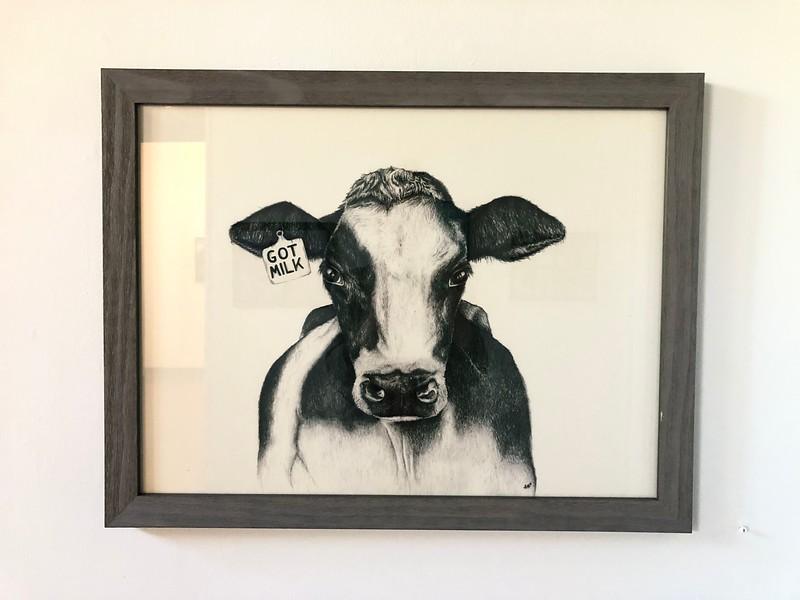 Andrea Horner: Got Milk 2018