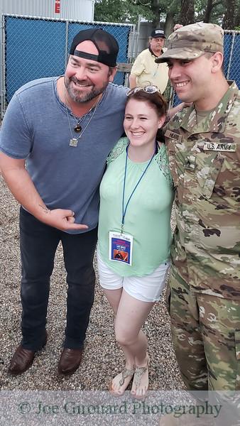 Warrior Appreciation Night with Lee Brice