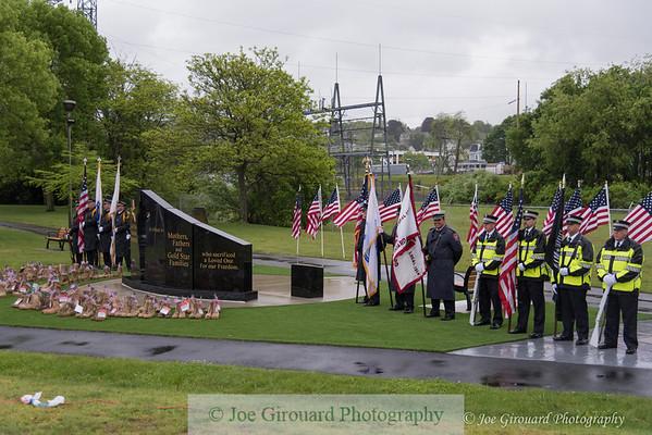 Memorial Day Salute To The Fallen 2017