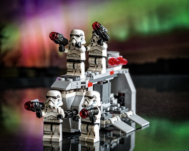 Storm Troopers and Transport