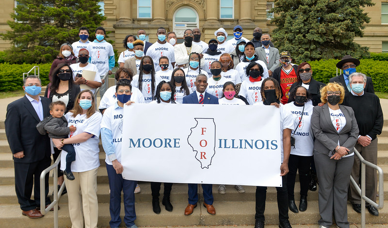 0005082021_David Moore_Announcement_for_Illinoisa_Secretary_of_State_for_Illinois