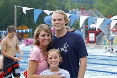 MFY Swim Team 2010