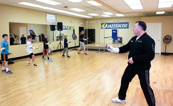 MG Fencing Club