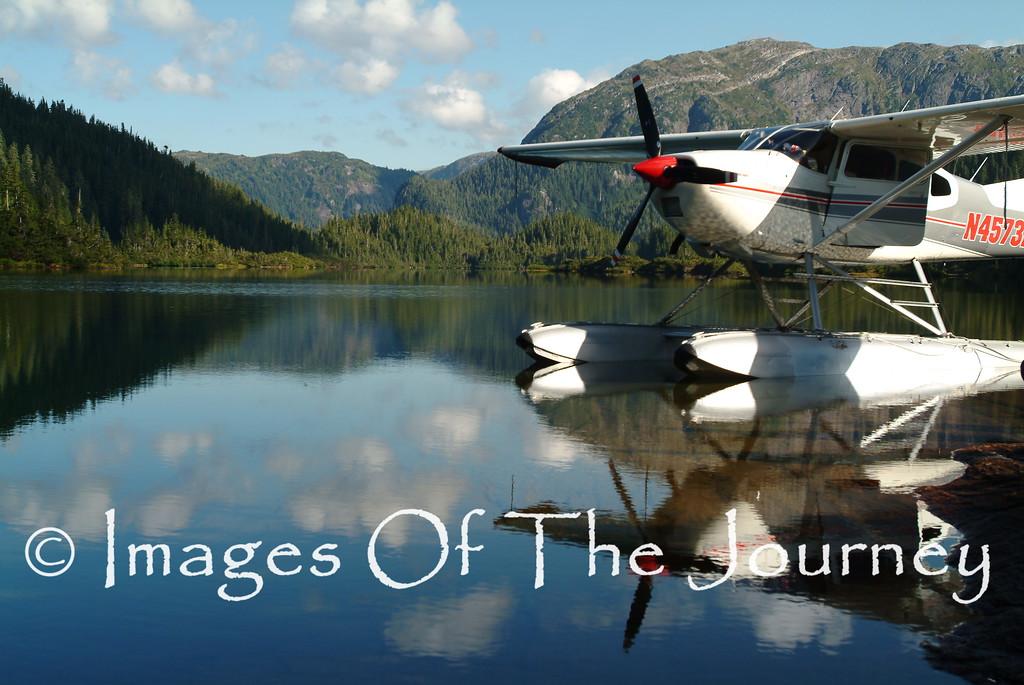 Inland Lake Alaska (Misty Fjords National Park)
