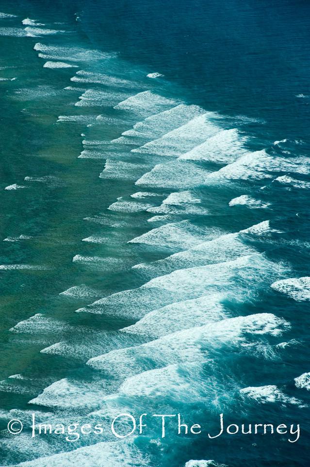 Edge Of Lagoon <br /> <br /> Lady Elizabeth Island just off the Australian coast