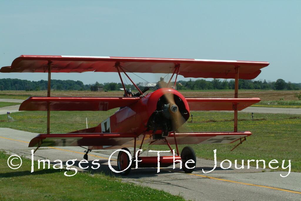 Fokker - Red Baron<br /> Canadian Heritage War Museum