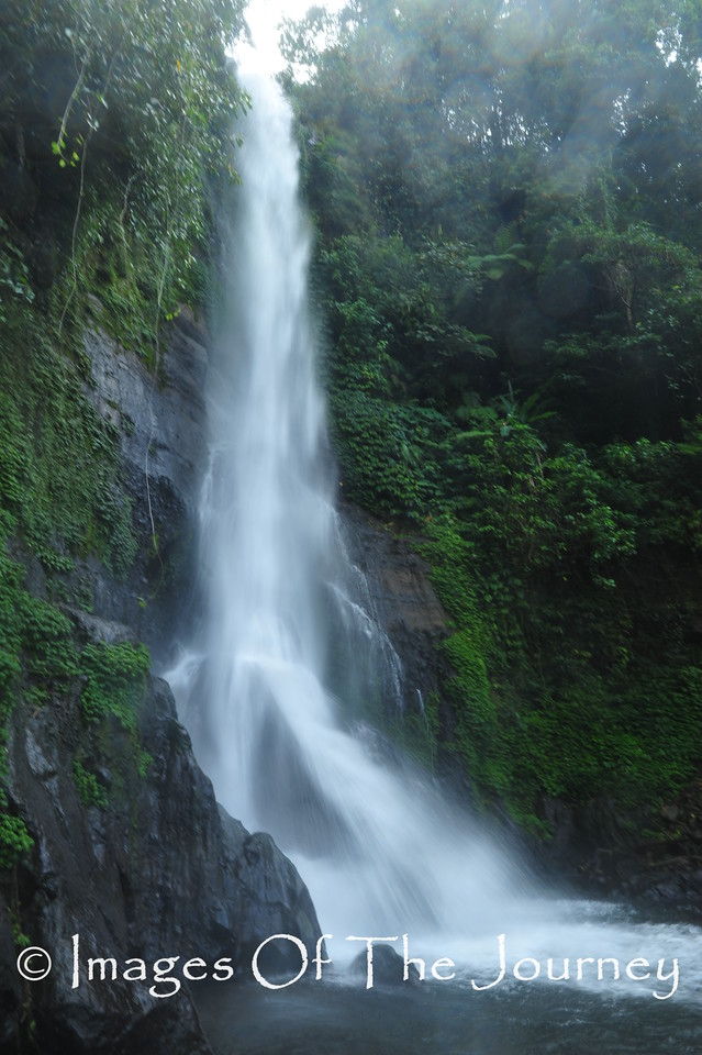 Balinese Waterfall