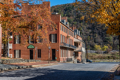 Maryland Heights Above Harpers Ferry