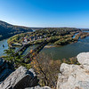 Harpers Ferry From the Rocky Maryland Heights