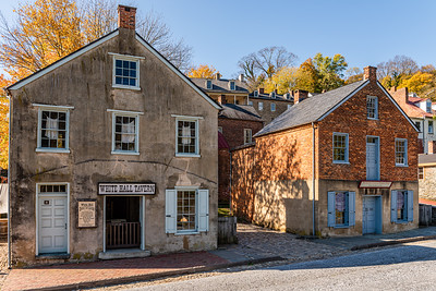 Harpers Ferry in Autumn