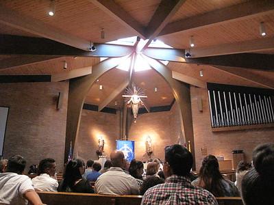MHCA Baccalaureate Mass & Awards 5Jun'15