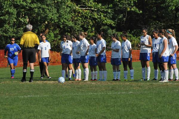 MHCA Soccer 091914