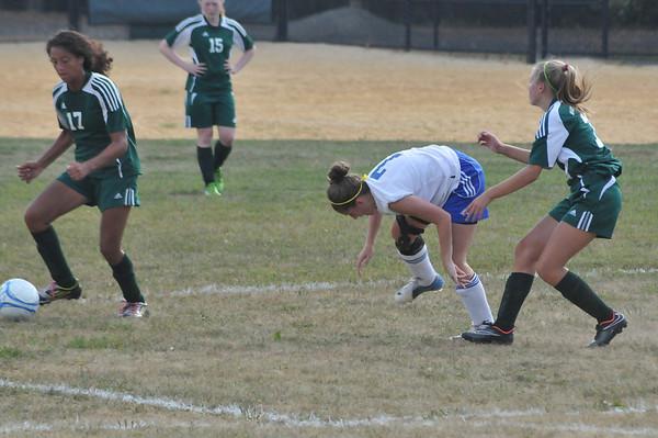 MHCA Soccer Fall 2014