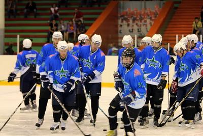 Белые Медведи (Челябинск) - Олимпия (Кирово-Чепецк) 3:2. 10 августа 2011